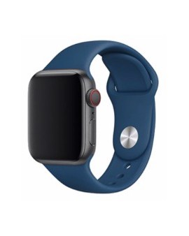 DELUXE SPORT BAND 44: Correa Apple Watch 44mm Devia Sport.