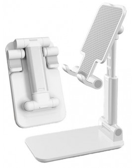 DEVSTAND: Stand regulable y plegable para iPhone.