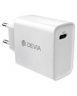 DEVCHARGER4: Cargador de corriente USB-C. 18W. QC.
